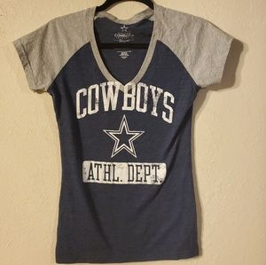 Dallas Cowboys T-shirt NFL Tee